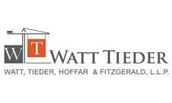 Watt, Tieder, Hoffer and Fitzgerald