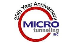25th Anniversary Microtunneling Inc.